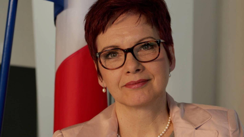 Anne Frackowiak-Jacobs, sous-préfète de Grasse.