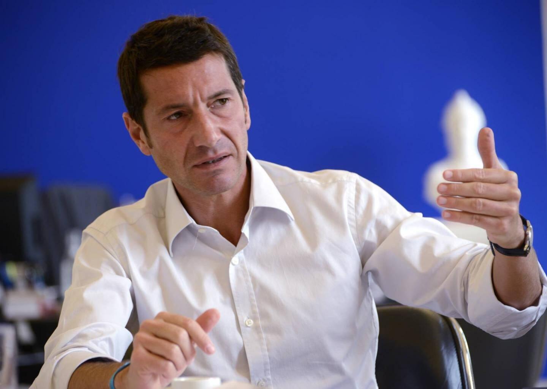 David Lisnard, maire de Cannes, perçoit 5 302 e brut mensuels, mais il a renoncé à son indemnité de président de l'agglo Cannes Pays de Lérins.