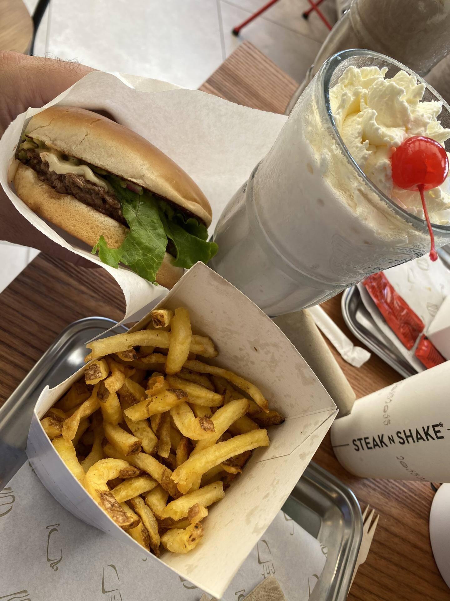"""Le milk-shake a été primé deux fois par le guide gastronomique américain """"Zagat""""."""