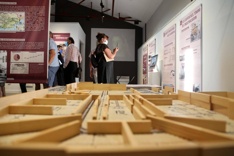 L'expositions sera visible jusqu'au 23 mai 2021.