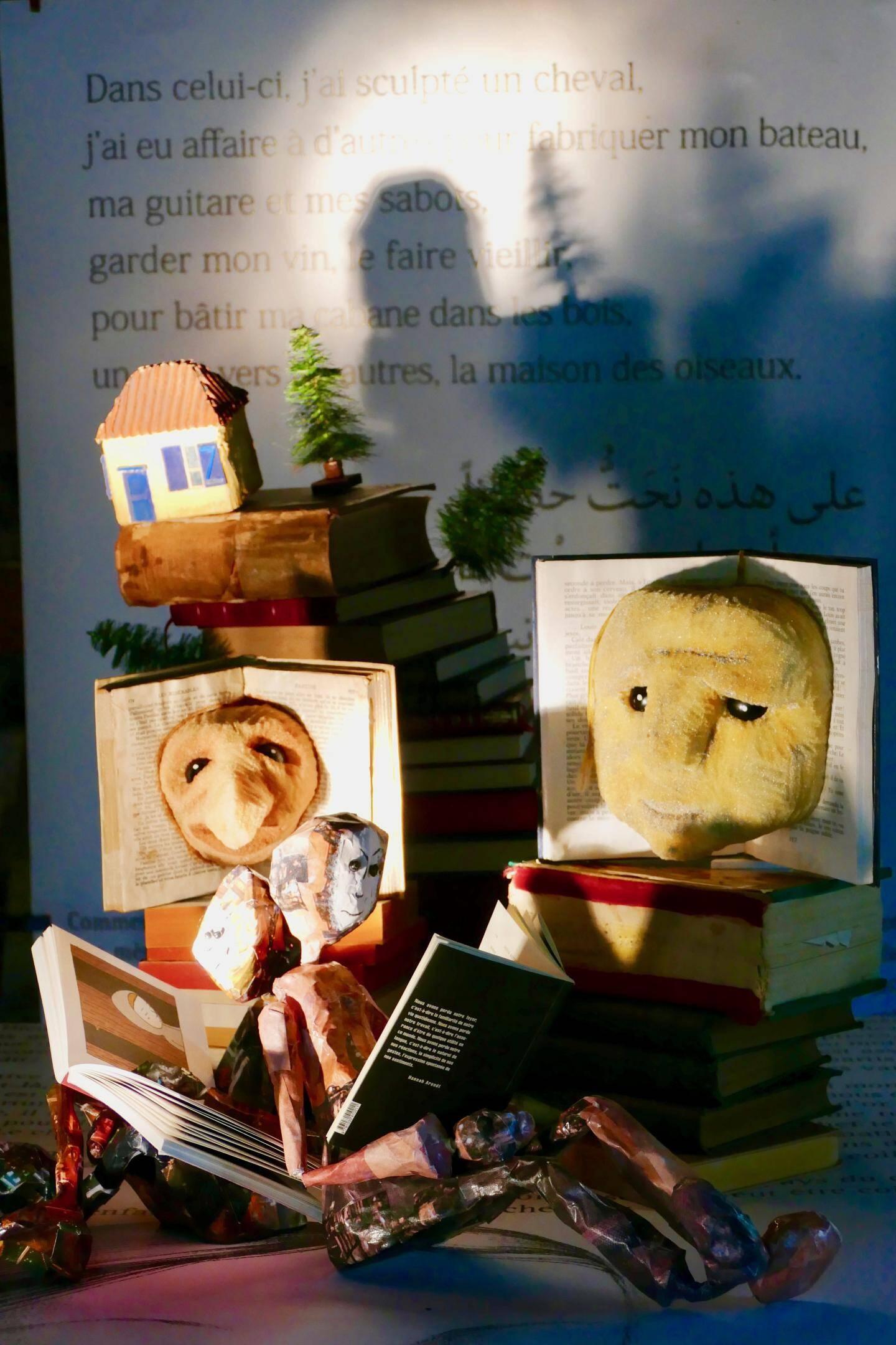 Des spectacles de marionnettes sont au programmes de la nouvelle édition du Prix des lecteurs du Var.