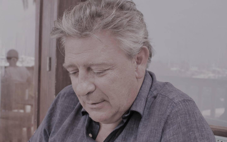 Maxime Prodromidès, l'un des témoins de Fragîle.