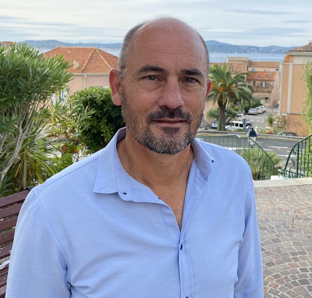 Vincent Cobos, chef du service des sports.