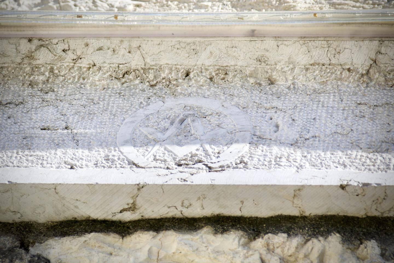 L'histoire écrite sur les murs de Trans-en-Provence.