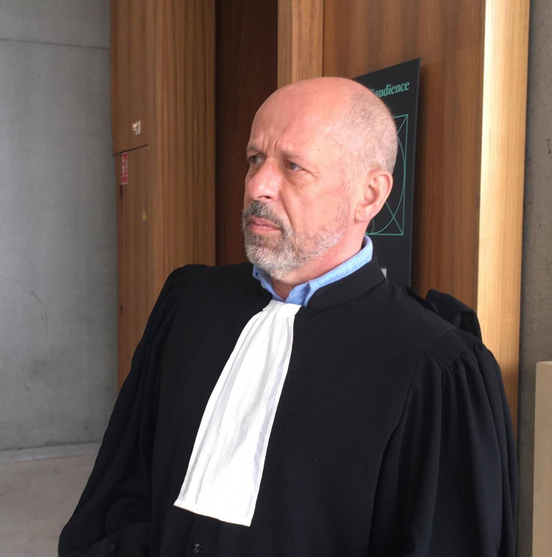 Me P. Bérard, avocat de la partie civile.