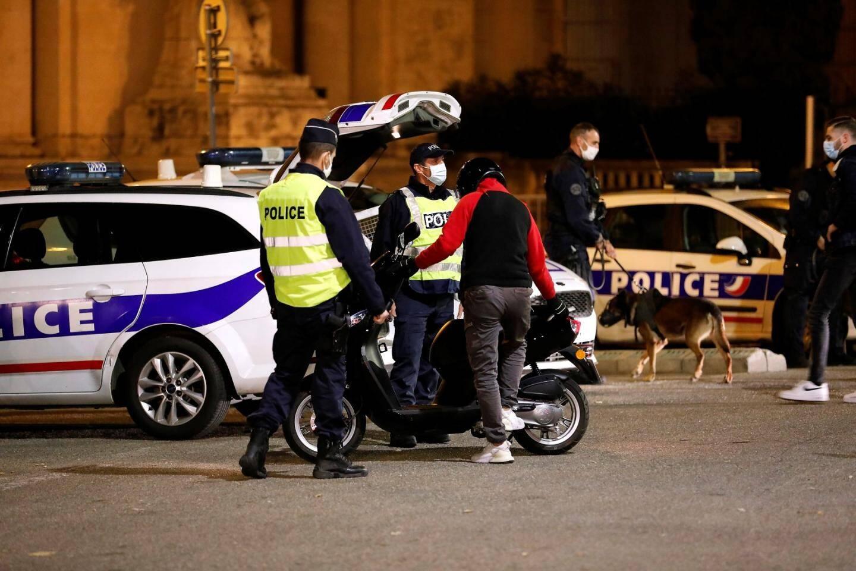 Les policiers du groupe de sécurité de proximité (GSP) et de la brigade canine ont été mobilisés.