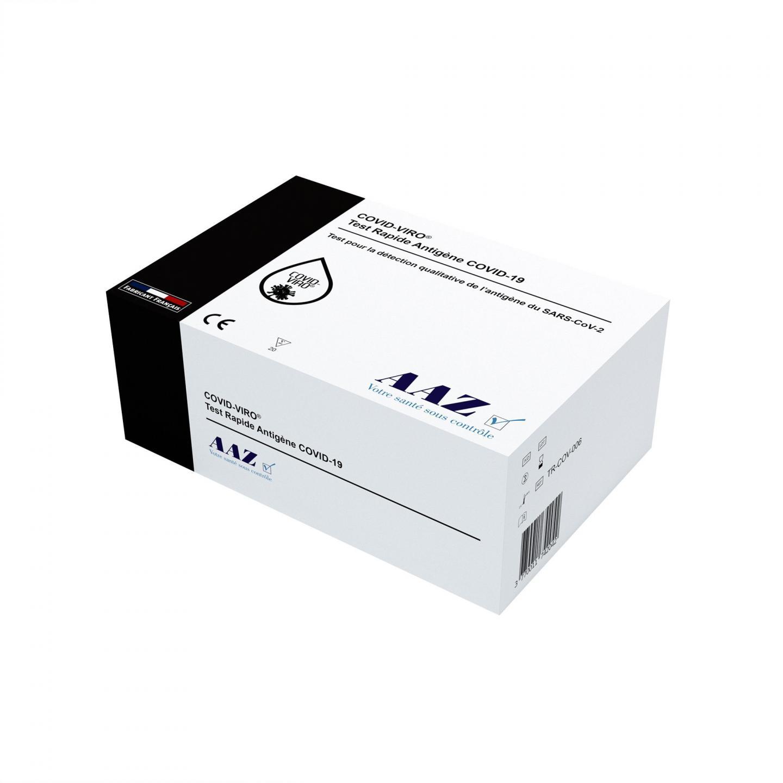 Les tests antigéniques peuvent être réservés aux soignants.