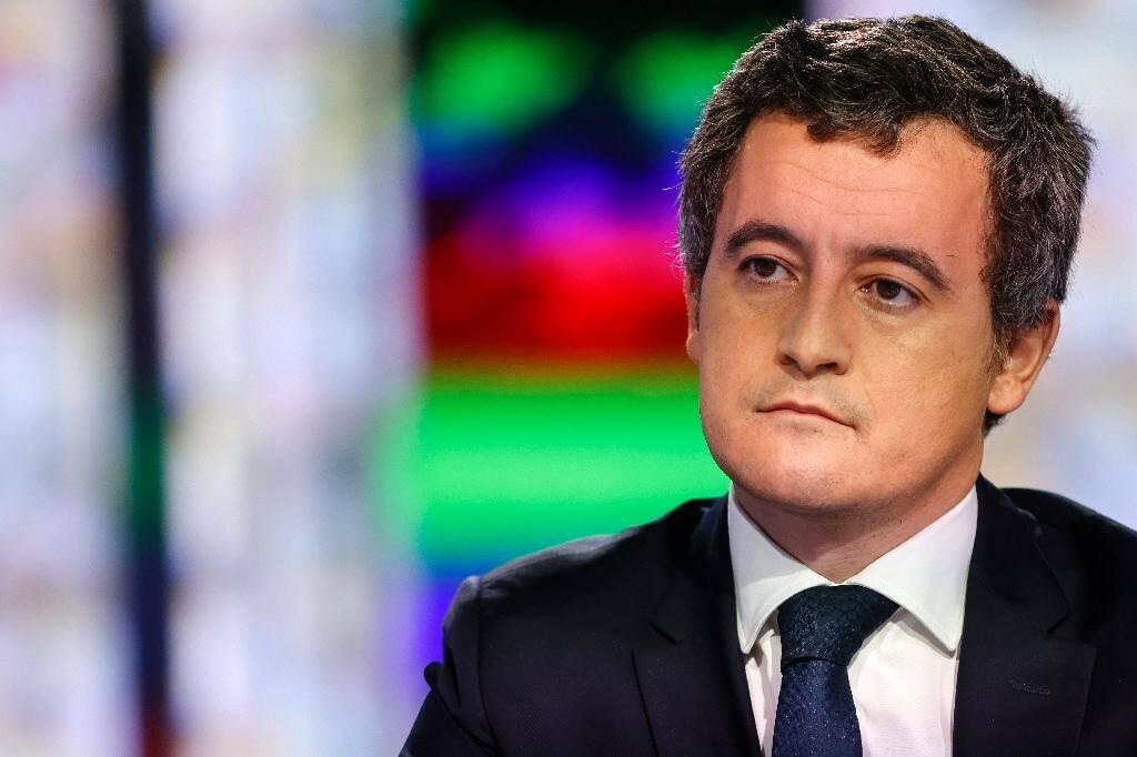 Gérald Darmanin sur France 2 le 26 novembre 2020