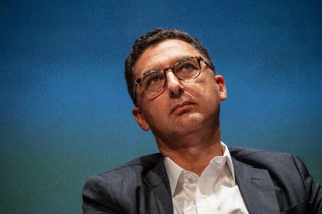 Le patron de Canal+ Maxime Saada, le 13 septembre 2019 à La Rochelle
