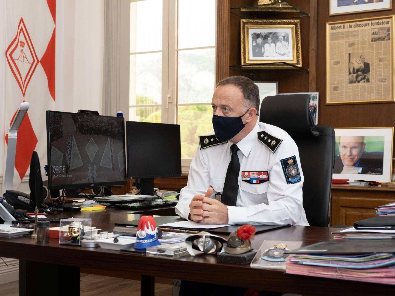 Le colonel Tony Varo.