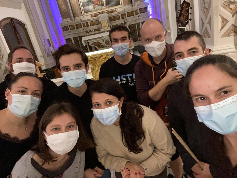 Les jeunes «ktos» de Monaco veulent vivre avec leur temps, et partagent leur foi sur les réseaux sociaux.