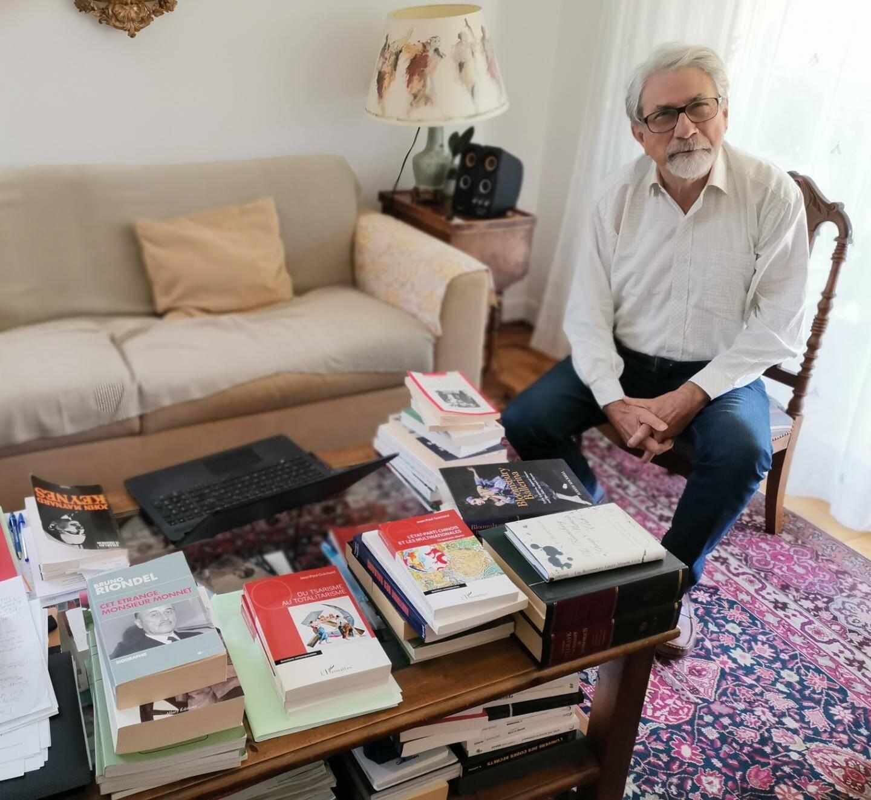 Jean-Paul Guichard, professeur émérite en économique, essayiste, niçois, a publié 4 ouvrages sur les questions économiques mondiales.
