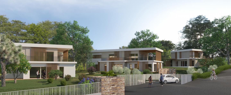 L'Exception, un projet de logements collectifs «passifs», qui devrait être livré au printemps 2022 sur la commune de Saint-Raphaël.