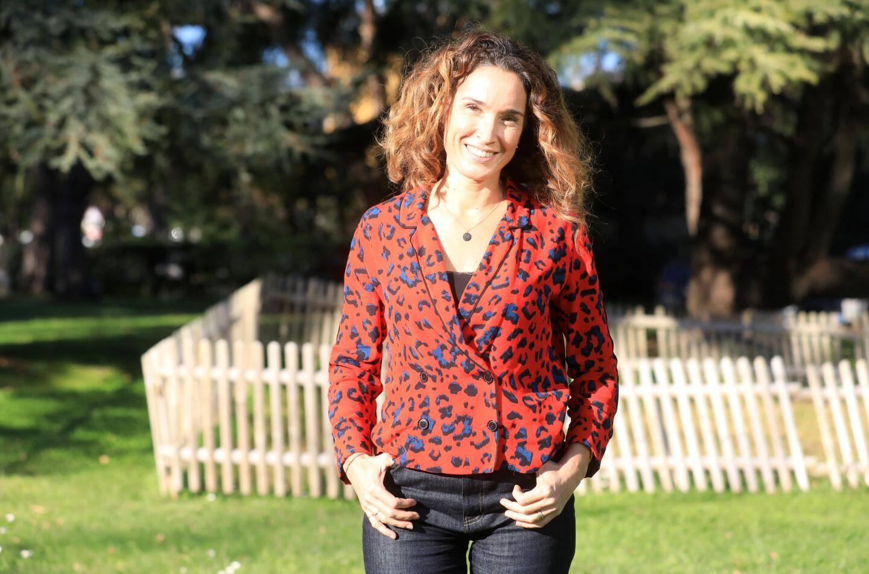 """""""Je viens des régions, je suis très attachée à mes racines terriennes et en suis très fière"""", confie Marie-Sophie Lacarrau."""