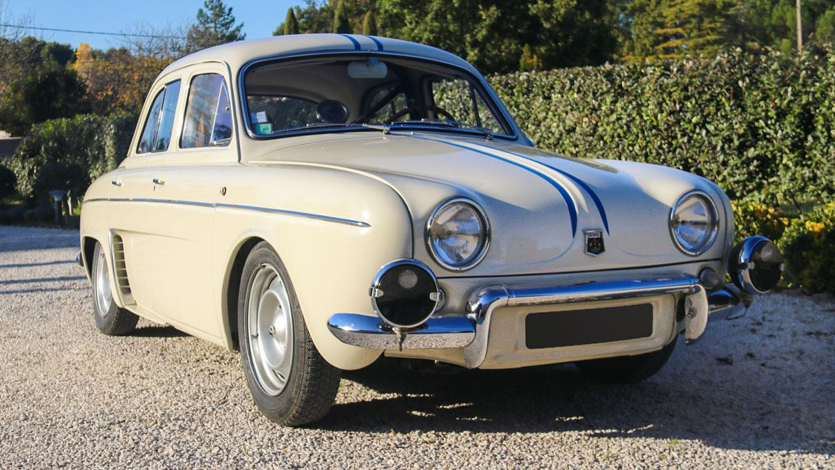 Renault Dauphine 1093 (1963)