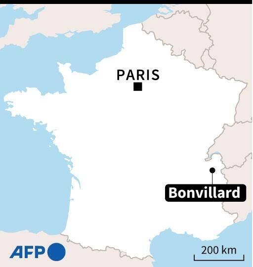 Accident d'hélicoptère en Savoie