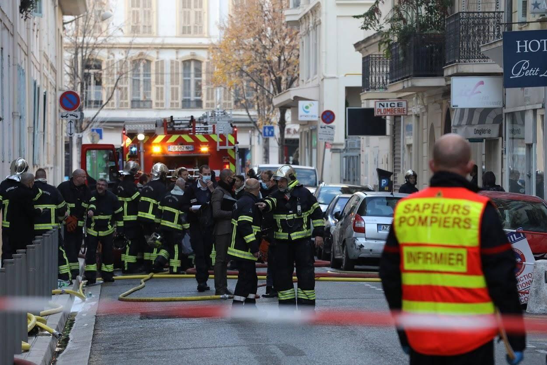 42 sapeurs-pompiers ont été mobilisés.