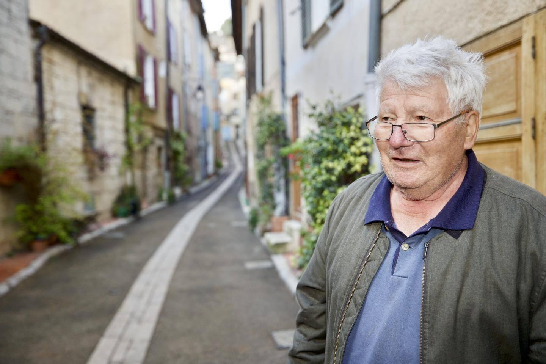 Marcel Lions, boucher durant 40 ans sur le cours Théodore-Bouge.