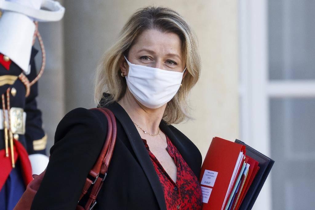 Barbara Pompili, le 18 novembre 2020 à Paris