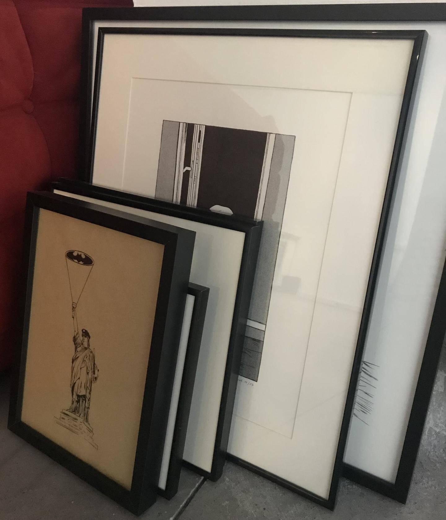 Quelques pièces présentées par Matériaux Mixtes pour l'édition 2020 de sa manifestation artistique phare.