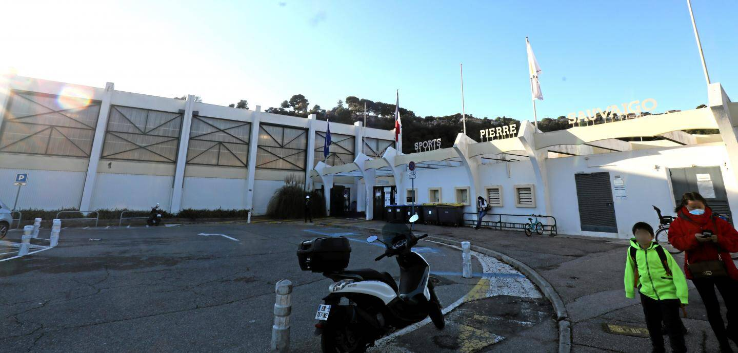 La municipalité de Cagnes a proposé que le gymnase Sauvaigo accueille un centre de vaccination.