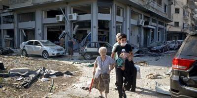 Au moins 21 Français blessés dans la gigantesque explosion à Beyrouth, le parquet de Paris ouvre une enquête