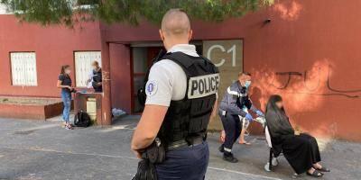 On en sait plus après l'incendie qui a fait six blessés dont un grave dans l'est de Nice