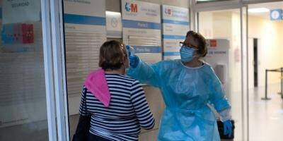 Plus de 13.000 nouveaux cas de Covid-19 en 24h en France, un nouveau record