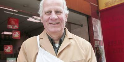 L'artisanat rend hommage au boucher Armand Lombard
