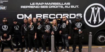 """Marseille lance un label de rap, """"OM records"""""""