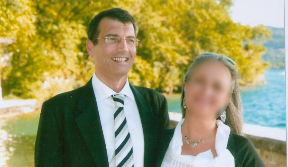 Xavier Dupont de Ligonnes et sa femme Agnès.