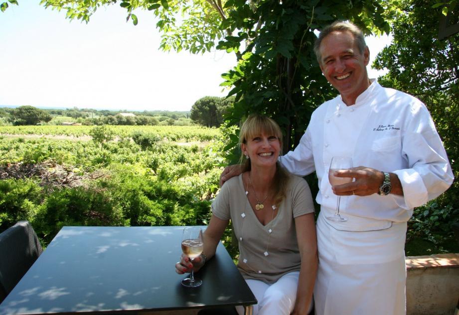 Jean-Pierre Fresia et son épouse sont aux petits soins pour vous.