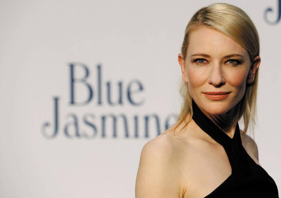 A Deauville, Cate Blanchett a reçu un hommage pour l'ensemble de sa carrière.