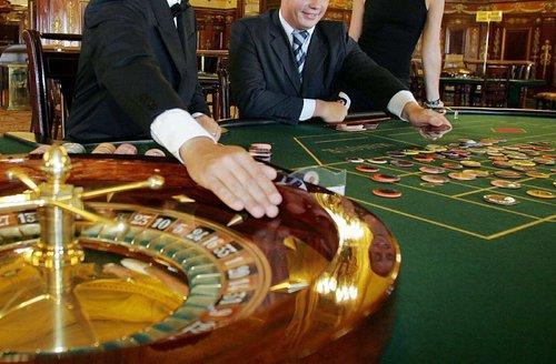 Casino SBM roue illustration