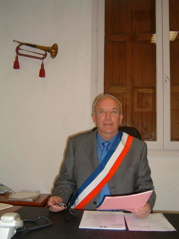 Le maire Roger Maria.