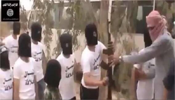 La propagande vidéo sur le Webmagnifie les très jeunes musulmans de France qui rejoindraient les troupes du djihad syrien.