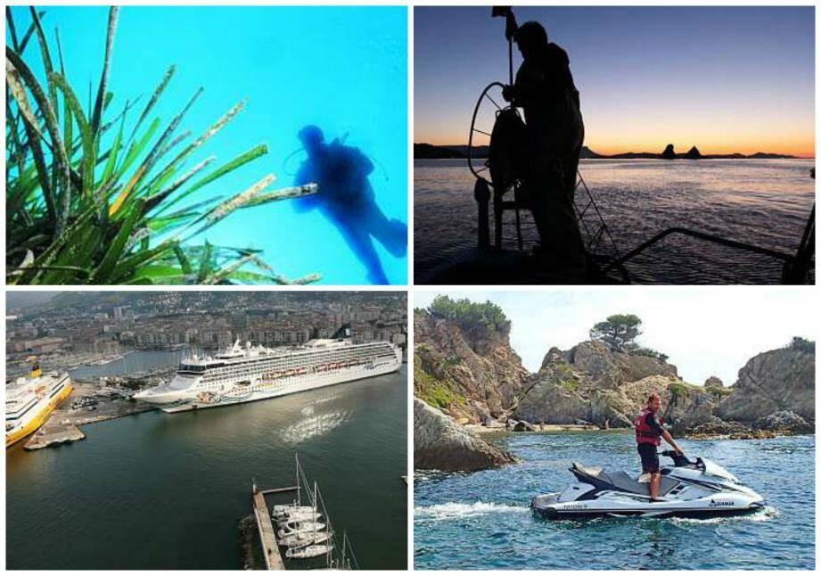 Le Scot de la mer entend définir des mesures de protection du milieu marin, préciser les vocations de l'espace marin et organiser les usages en mer