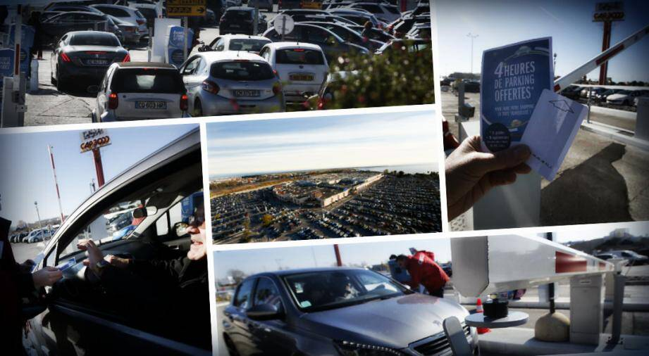 L'accès payant au parking de Cap 3000 fait jaser sur notre site