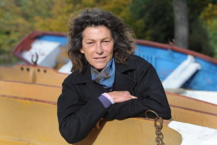 La navigatrice Florence Arthaud.