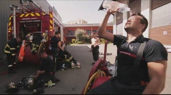 Pompiers Nice