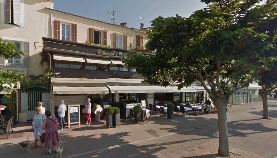 Le restaurant Charlot 1er. (illustration).