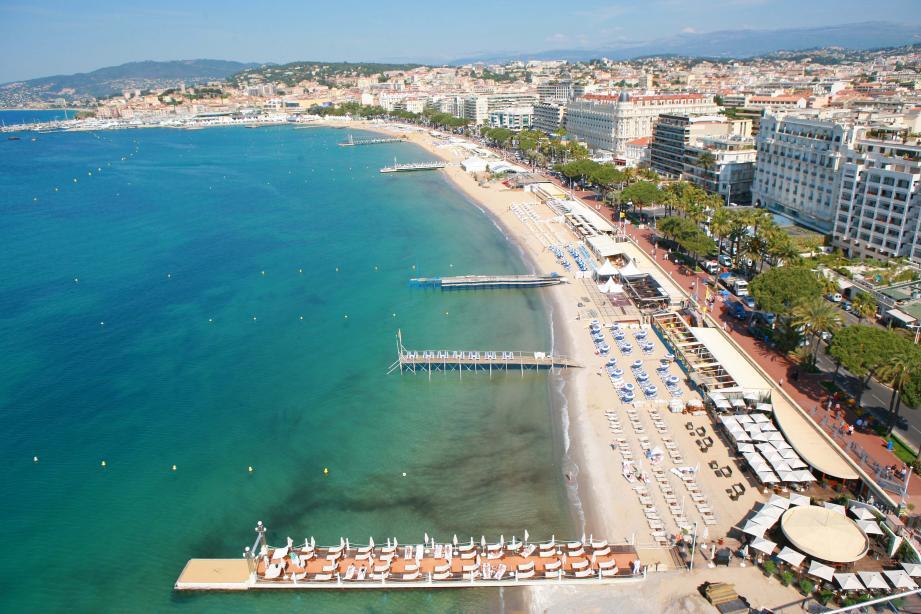 Illustration la Croisette Cannes