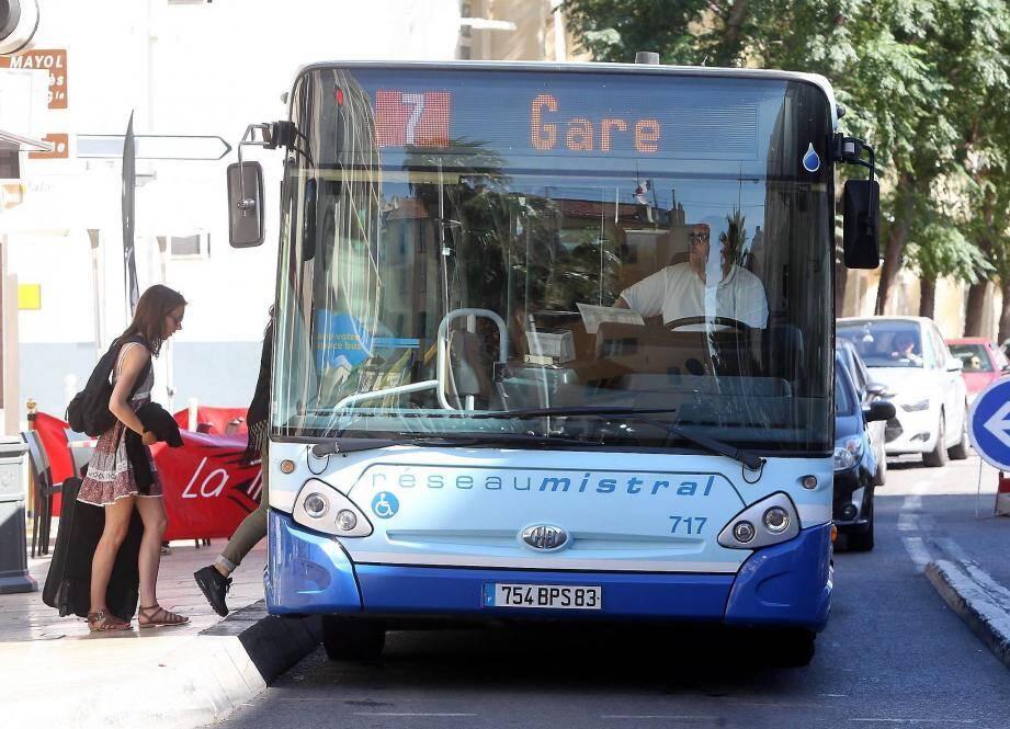 Monter dans le bus 7 sera bientôt impossible. La ligne va être remplacée par la 6.
