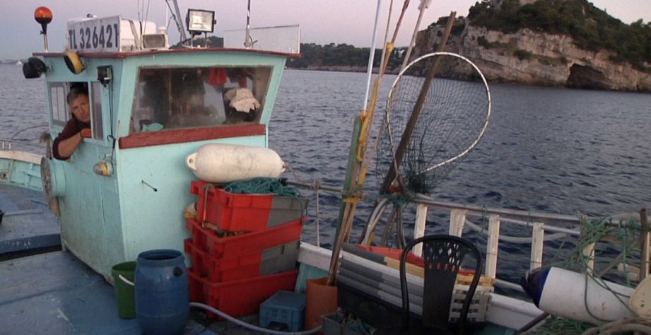 Embarquez pour du pescatourisme à Saint-Mandrier