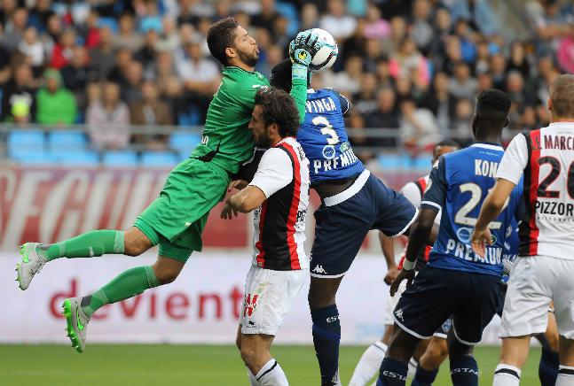 Ligue 1, deuxième journée (OGCN-Troyes)