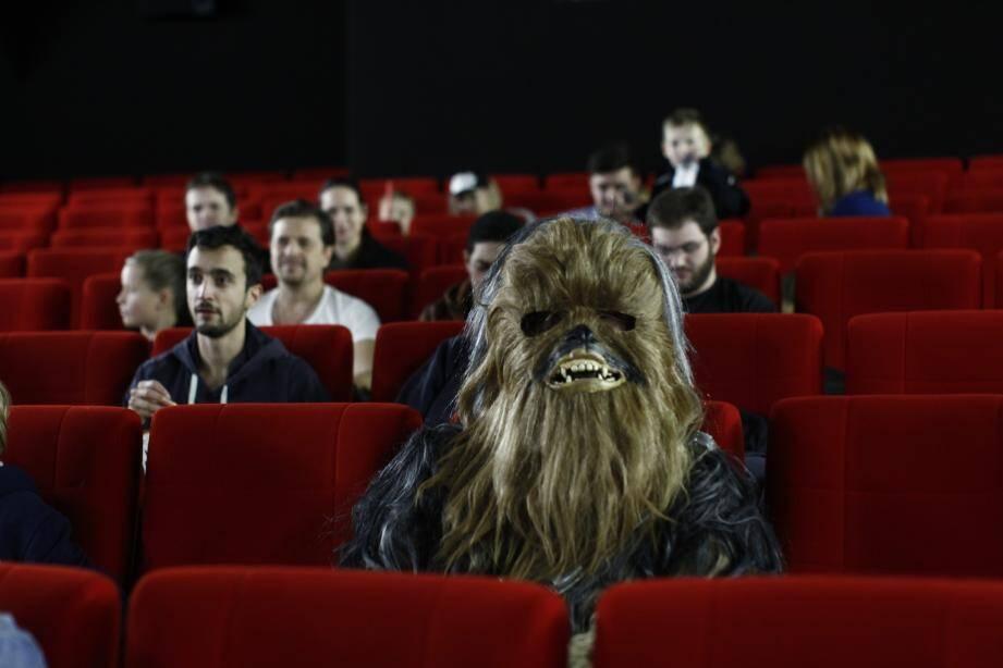 Chewbacca au cinéma