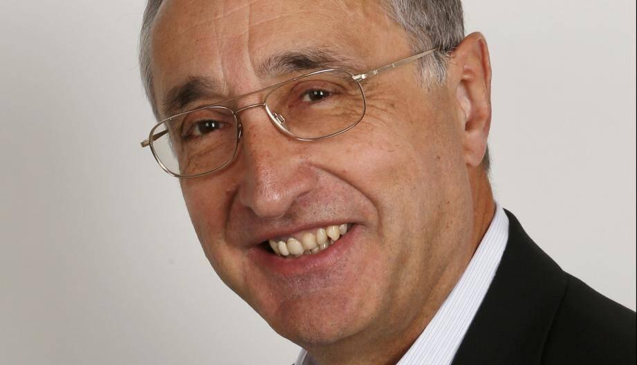 Joël Martin, président de la CGPME Paca