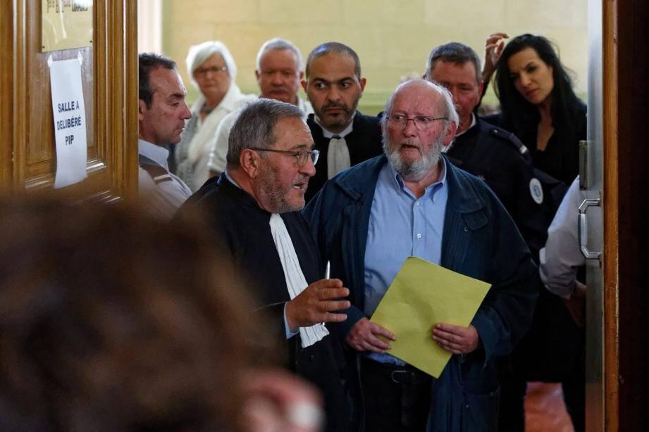 Le pourvoi en cassation empêchera l'incarcération de Jean-Claude Mas, explique son avocat Yves Haddad.