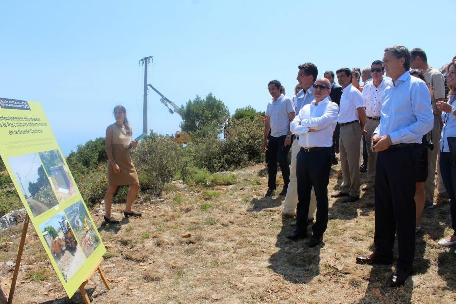 Le chantier a couté 131 000 €.