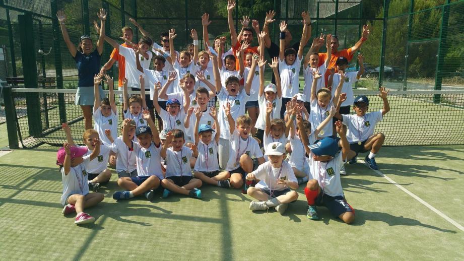Les jeunes ont le choix entre plusieurs formules de sports combinés.